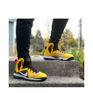 Other - LeBron 9 PS Elite Taxi Size 9.5
